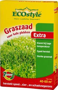 Een perfect gazon? - ECOstyle Graszaad Extra 1kg