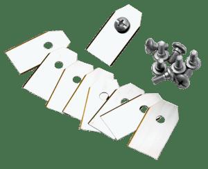Robotmaaier onderhouden - Robotmaaier mesjes