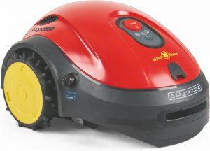 Beste robotmaaier voor een kleine tuin - Wolf Garten LOOPO S150
