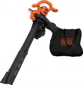 Black & Decker BEBLV260-QS elektrische bladblazer bladzuiger
