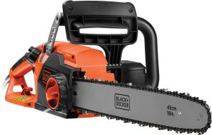 Black & Decker kettingzaag - CS2245-QS elektrische kettingzaag