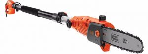 Black & Decker PS7525X-QS kettingzaag op steel