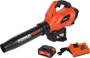 Powerplus bladblazer - Dual Power POWDPGSET31